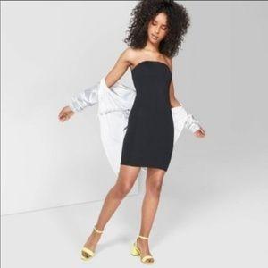 Wild Fable black tube dress